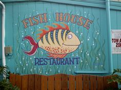Fish House In Fort Myers Beach Florida