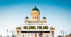 In this neighborhood guide to Helsinki, you'll find out which neighborhood fits your personally thus when you visit, you know exactly where to go!