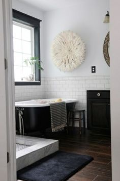 Black Tub | Designs By Katy