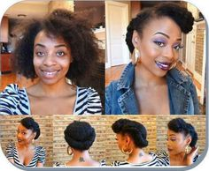 cute protective style