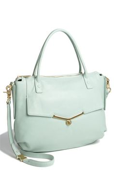 So fresh and so clean, clean. (Botkier Valentina Satchel)