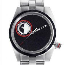 Dior Chiffre unusual time zone watch