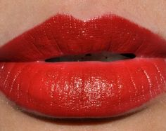 The Scarlet Season: MAC Dubonnet Lipstick Lipstick Swatches, Red Lipsticks, Lipstick Mac, All Things Beauty, Girly Things, Lip Makeup, Makeup Tips, Makeup Ideas, Diy Beauty
