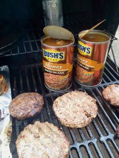 When grilling, put your canned food on the grill instead of dirtying up dishes.