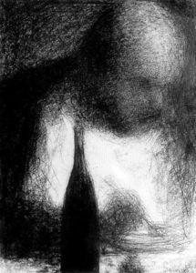 Man manger - (Georges Pierre Seurat)