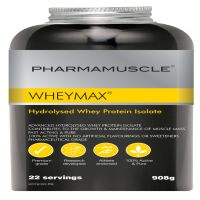WheyMax Protein for #Fitness