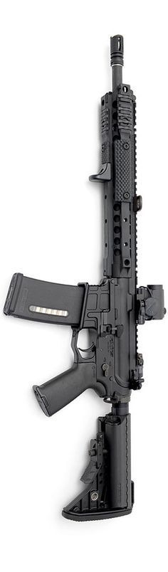 AX556 lower with KAC URX upper.