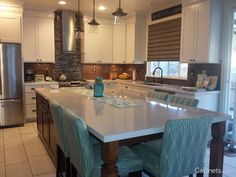 View Few Of Our Customersu0027 Incredible Kitchen Transformations Using Our  Cabinets. See How These Kitchens Went From Drab And Outdated To Gorgeous  And ...