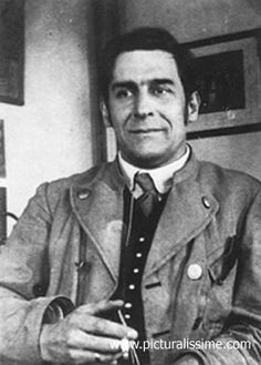 FRANZ MARC German Expressionist artist, a co-founder of Der Blaue Reiter (the Blue Rider), a group of artists in the German Expressionist movement.