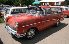1958 Opel Rekord P1 CarAvan