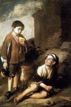 Two Peasant Boys by Bartolomé Esteban Murillo Handmade oil painting reproduction on canvas for sale,We can offer Framed art,Wall Art,Gallery Wrap and Stretched Canvas,Choose from multiple sizes and frames at discount price. Dulwich Picture Gallery, Esteban Murillo, Tag Image, Fine Art Prints, Canvas Prints, Oil Painting Reproductions, Famous Artists, Portrait Art, Art Google