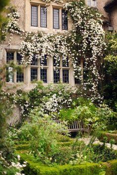Le Bois Des Moutiersgardens inHaute Normandie,France