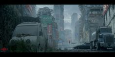 Godzilla concept art by Steve Messing