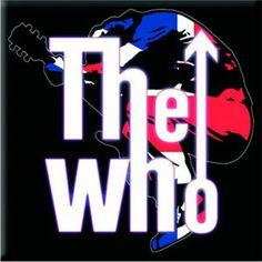 Who- Leap Logo magnet