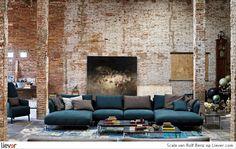 Rolf Benz Scala - Rolf Benz fauteuils & bankstellen - foto's & verkoopadressen op Liever interieur