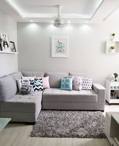Luxury Home Decoration Ideas Code: 2984300729 Home Living Room, Interior Design Living Room, Living Room Designs, Living Room Decor, Bedroom Decor, Girl Bedroom Designs, Home Room Design, Home Decor, Small Balconies