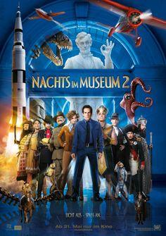 Poster zum Film: Nachts im Museum 2