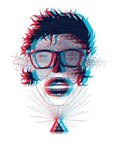 Senhor Ricardo illustrations
