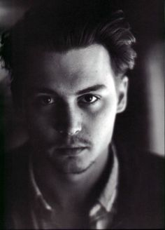 Johnny Depp...you know him and his woman are donezo right...maybe I should comfort him ;)