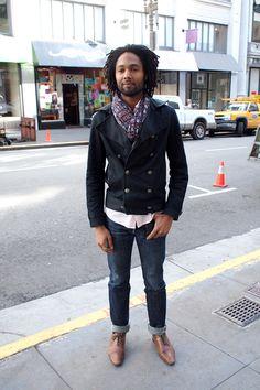 SF Street Fashion
