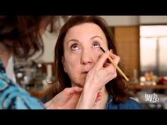 Real Woman Over 50 Spring Makeover - age-defying makeover and learn some techniques for yourself too!