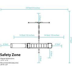 Lifetime Swing Set - 90143 Monkey Bar Playground with Slide