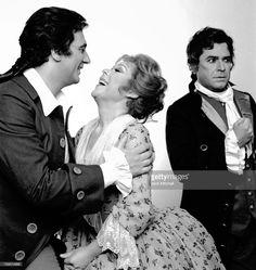 Metropolitan Opera's 'Manon Lescaut' starring Renata Scotto, Plácido Domingo, and Pablo Elvira, in March 1980. Photo by Jack Mitchell/Getty Images