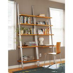 Gallery Modern Leaning Desk - Modern Desks & Tables - Modern Office Furniture - Room & Board