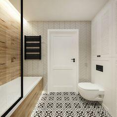 Tile on tub matching shower wal Home Design Decor, Bathroom Interior Design, Home Interior, Interior Design Living Room, House Design, Family Bathroom, Small Bathroom, Master Bathroom, Bad Inspiration