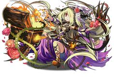 Puzzle and Dragons blog