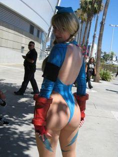 Cammy White, Street Fighter, Cosplay…