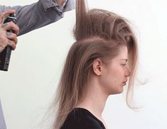 GIF Tutorial: How to Create a Grown-Up Ponytail - The Cut