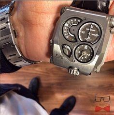 EMC, Urwerk by Mr. Watch Guide