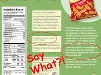 Are You Being Tricked By These Food Industry Marketing Tactics? - The secret shocking ingredients in Subway's Fritos Chicken Enchilada Melt