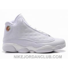 separation shoes bb33d a170a AIR JORDAN RETRO 13S SHOES 13 ALL WHITE Only  75.00 , Free Shipping! All  White