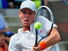 US Open - Tomas Berdych sets up fourth round showdown with Stanislas Wawrinka