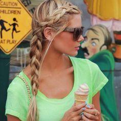 love this braid, Gorge