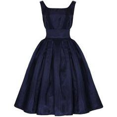 Lindy Bop Women's Lana' Vintage 1950's Dress