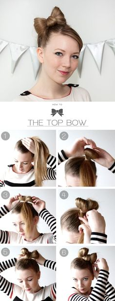 Beautiful Hairstyles that Start with a Ponytail | Glam Bistro