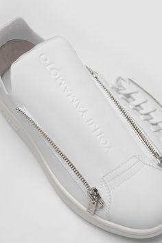 6558b6313 For Fall Winter 2016 ADIDAS and Yohji Yamamoto collaborative venture -  reinterpreted the iconic Stan Smith sneakers
