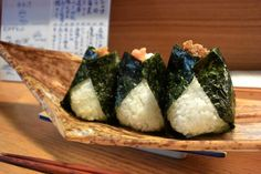 "Onigiri is a traditional Japanese dish which can be found in convenience stores all around Japan. There is a restaurant specialized in onigiri in Kyōto, called ""Ao Onigiri"". Read on to find out more about the hand-made onigiri."