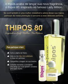 Tem promoção rolando na thipos. Participe e concorra:  http://on.fb.me/PktvKa