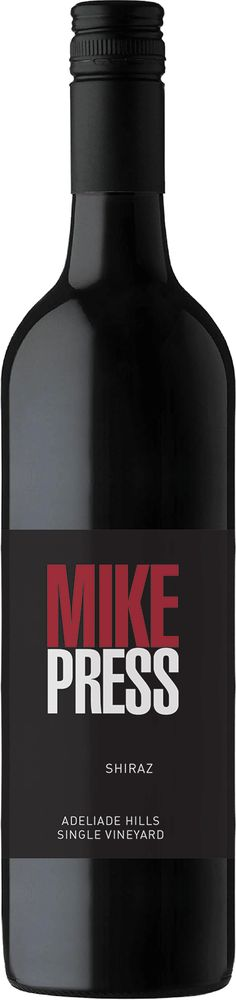 """Mike Press 'Single Vineyard' Shiraz 2014 The 2014 vintage has produced another great Shiraz 93 points, """"calm, intriguing and characterful"""" Tyson Stelzer Drinking well now but will age gracefully for years to come. Wine Australia, Aging Gracefully, Wines, Drinking, Vineyard, Calm, The Unit, Vintage, Drinks"""