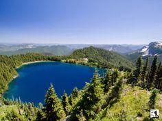 Summit Lake Loop Trail #1177 | Carbon River area