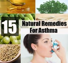 Natural Remedy For Asthma