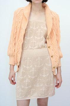 ivana helsinki knit dress and sweater