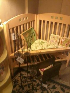 1000 images about Recycle That Baby Crib on Pinterest