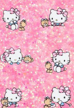Hello Kitty Backgrounds, Hello Kitty Wallpaper, Hello Kitty Baby, Sanrio Hello Kitty, Art Quotes, Art Sayings, Sanrio Characters, Kawaii Drawings, Hello Gorgeous
