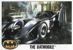 Batman / The Batmobile Im Batman, Batman Robin, Batman Pictures, Kim Basinger, Batman The Animated Series, Bad Azz, Michael Keaton, Card Companies, Comics Universe