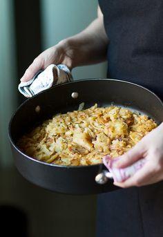Receta 225: Patatas refritas y guisadas » 1080 Fotos de cocina
